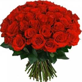 Trandafiri rosii (51 bucati)