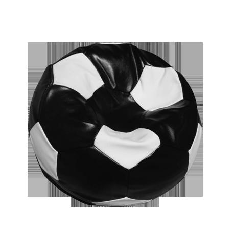 """Bean-Bag Soccer Ball """"Minge de fotbal mediu Black & White"""""""