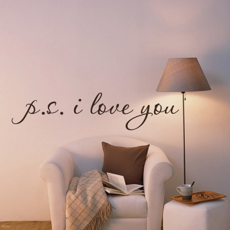 "Sticker ""I love you"""