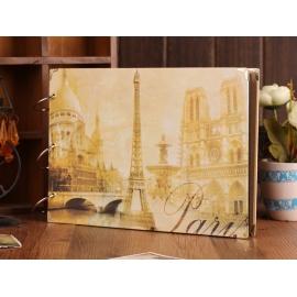 """Album photo """"Paris"""" 10' (01)"""
