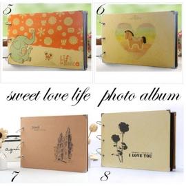 "Фотоальбом ""Sweet Love Life"" 10' (01)"