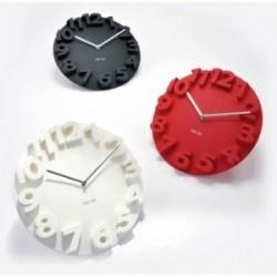 Настенные часы с цифрами 3D (02)