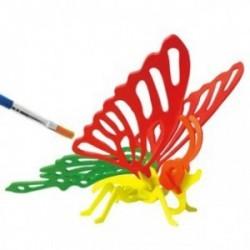 3D puzzle Бабочка (дерево)