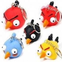 "Breloc antistres ""Angry birds"""