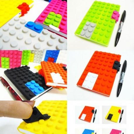 """Carnet """" LEGO """""""