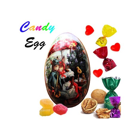 Candy Egg