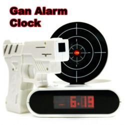 Ceas cu tinta Shoot  Alarm