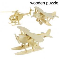 """Puzzle lemn """" Avio"""""""