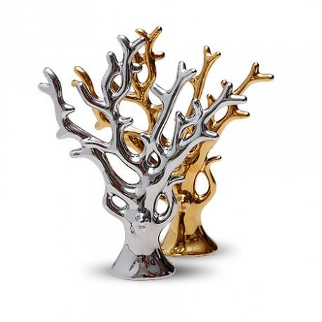 Figura decorativa ceramica Copac (01)