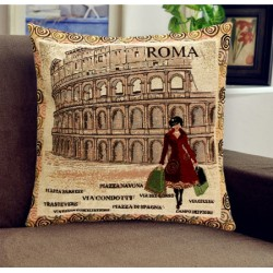 "Perna decorativa ""Roma"""