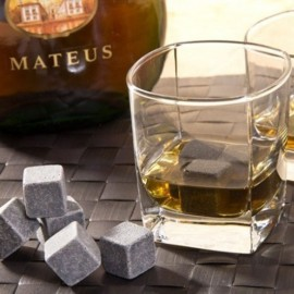 Гранитные кубики для whisky
