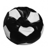 "Bean-Bag Soccer Ball ""Minge de fotbal mediu Black & White"""