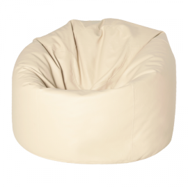 """Кресло мешок Bean bag medium """"Emka Coffe Milk"""""""
