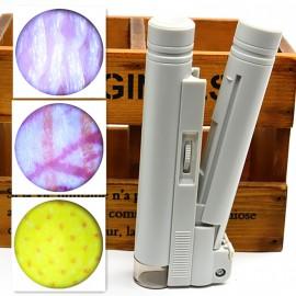 Микроскоп с увеличением 80-100X