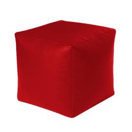 "Bean Bag cub stand ""Poof CUB Red"""