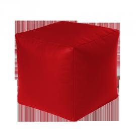 "Пуфик подставка Куб ""Poof CUB Red"""