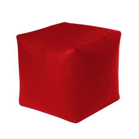 "Bean Bag cub stand ""Poof CUB Red"""