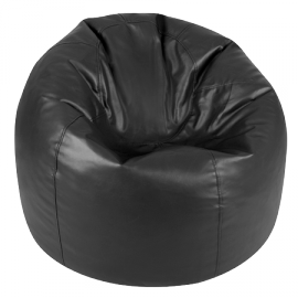 """Bean bag """"Relaxtime negru"""""""