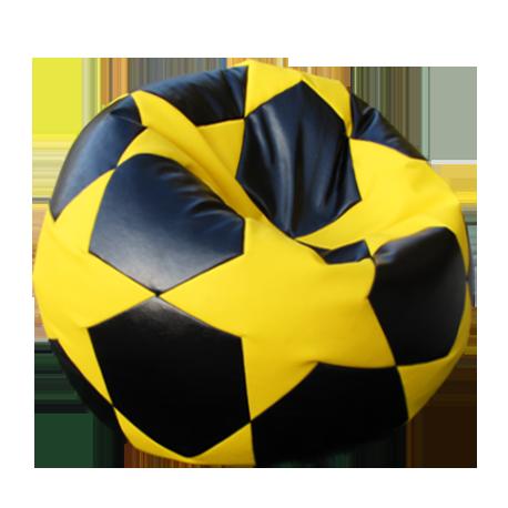 "Scaun Soccer Ball ""Football BIG STAR Black&Yelow"""