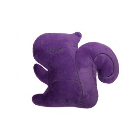 Подушка  GLEE  PURPLE SQUIRREL