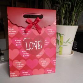 """Подарочная сумочка """"Love"""""""