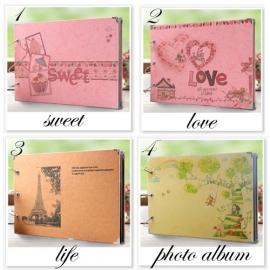 "Фотоальбом ""Sweet Love Life"" 10'"