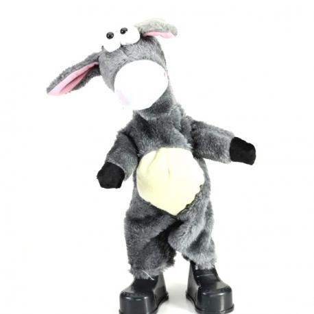 Crazy dancing Donkey