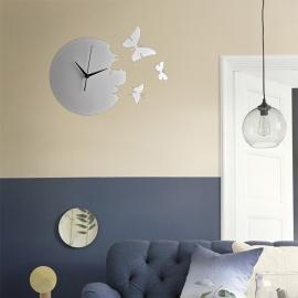 Butterfly clock (01)
