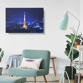 LED Картина Париж