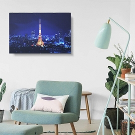Tablou LED Paris