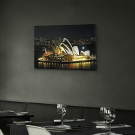 LED Картина Сидней