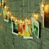 Led прищепки для фото Clip Fairy Lights