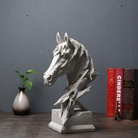 """Статуэтка """" Голова лошади"""""""