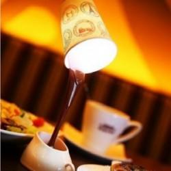 """Lampa de masa """"Cana de cafea"""""""