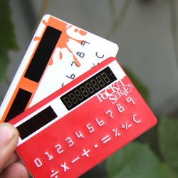 Калькулятор визитная карточка