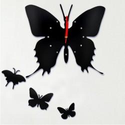 Butterfly Clock (02)