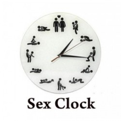 "Часы  ""SEX Clock"""