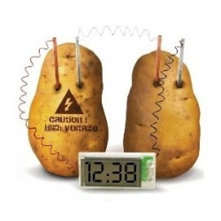 "Ceas de masa ""Potato clock"""