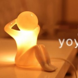 "Lampa ceramica ""Silueta"""