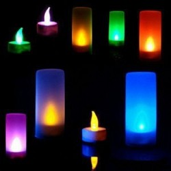 Свечи со светодиодами (02)