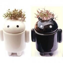 """Figura ceramica """"Android"""""""
