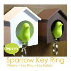 Брелок для ключей «Птичка»