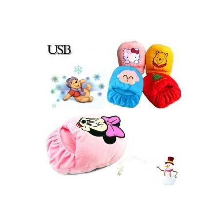 Incalzitor picioare USB