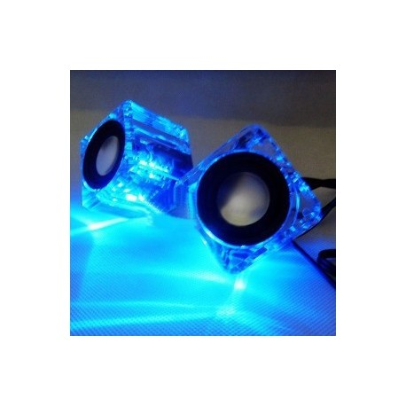 Boxe LED Acryl