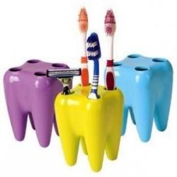 Подставка для зубных щёток  «Зуб»