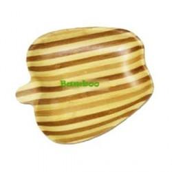 "Тарелка бамбуковая ""Apple"" PF-00"