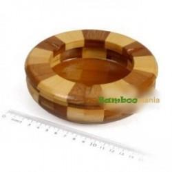 Scrumiera din bamboo SB-02