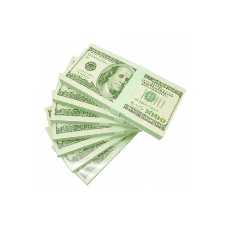 Carnet US Dollar Style