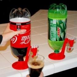 Dispenser pentru bere si bauturi