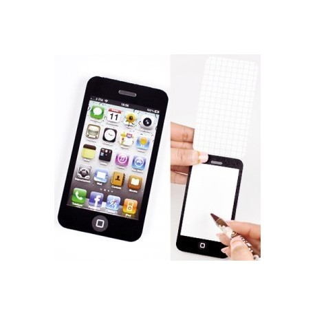"""Carnet de notite """"iphone4"""""""